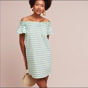 Anthropologie dress corey lynn calter petite small